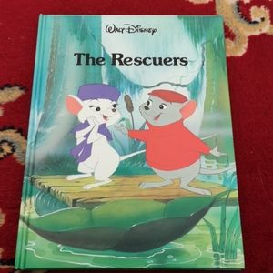 The Rescuers Book